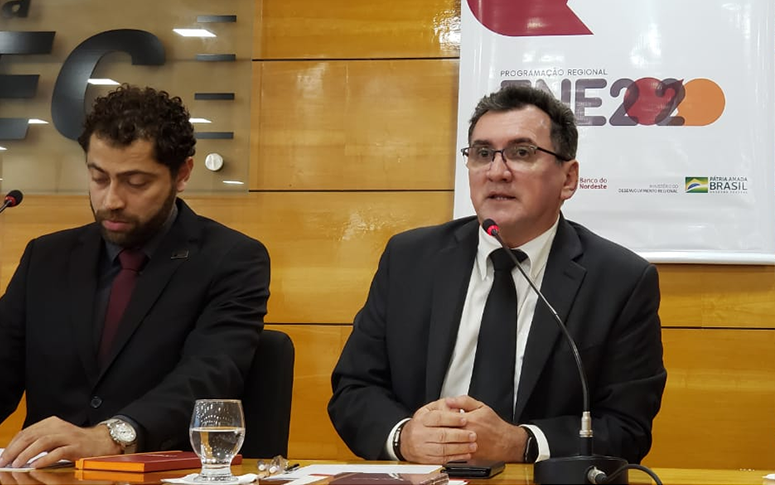 Secretário executivo da Seplag destaca avanços da economia do Ceará em evento na FIEC