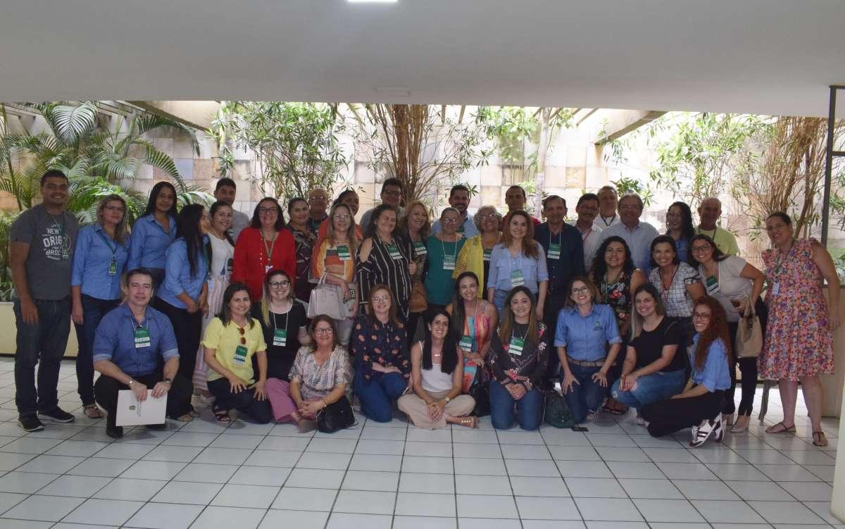 Seplag participa de visita técnica à Central 155 em Canindé