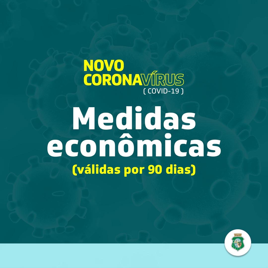 Governo anuncia pacote de medidas econômicas para auxílio a empresas e manutenção de empregos