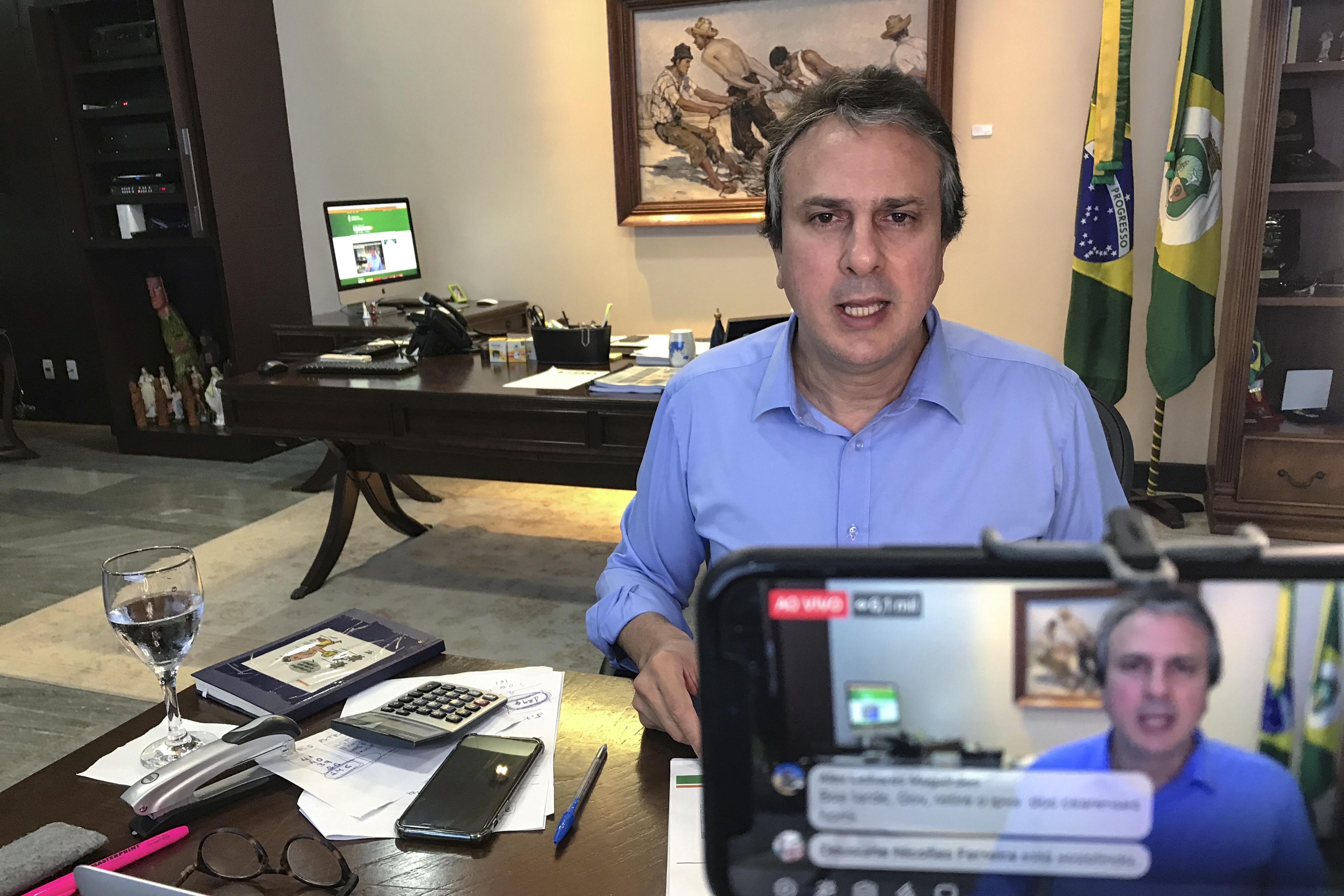 Governo do Ceará pagará conta de energia de 534 mil famílias durante os próximos três meses