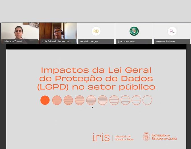 Ceará aprofunda debate sobre o uso de dados pessoais e se prepara para se adequar à LGPD