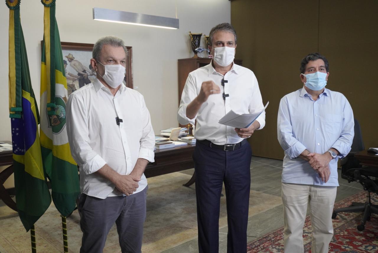 Comitê de Enfrentamento à Covid-19 divulga novas medidas para minimizar propagação do vírus