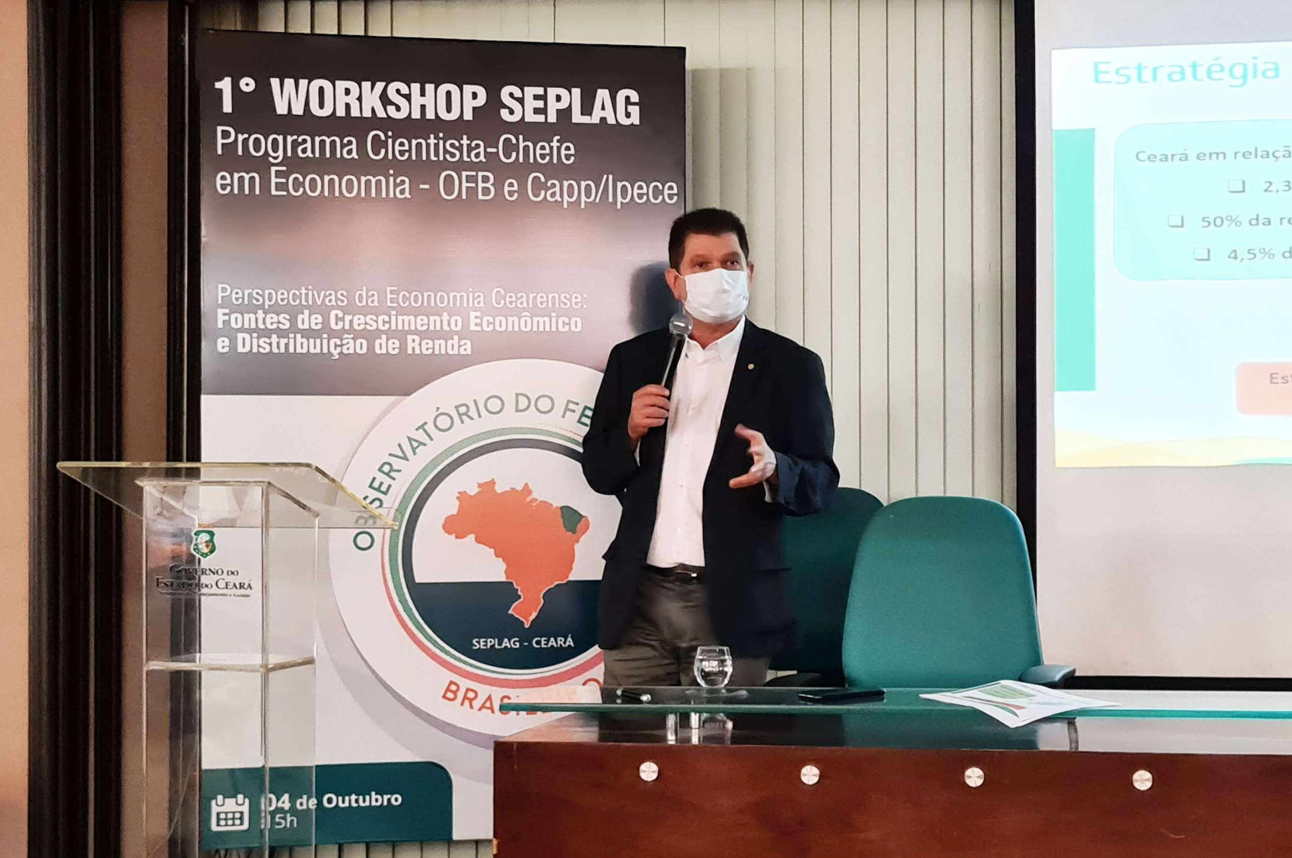 Ceará aposta em investimentos e crescimento inclusivo